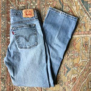 Vintage Levi's 515 Boot Cut